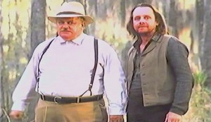 The Man Who Broke 1,000 Chains #2 - Charles Durning as Warden Harold Hardy and William Sanderson as Boss Man Trump