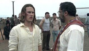 186 Dollars to Freedom #2 - John Robinson as Wayne Montgomery and Oscar Carrillo as Luna