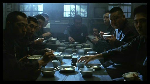 9 Souls - Meal time in the cell