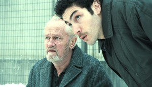 A Prophet - Tahar Rahim as Malik and Niels Arestrup as Cesar