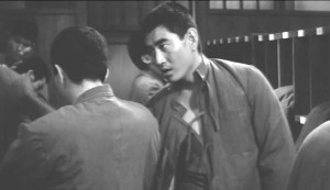 The Walls of Abashiri Prison #2 - Ken Takakura as Shin'ichi Tachibana
