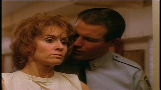 Against Their Will - Judith Light as Alice Needham and Michael Woods as Captain Tandy