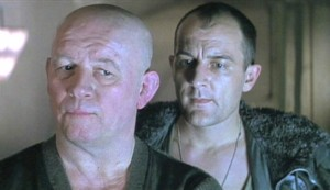 Alien 3 #3 - Brian Glover as Superintendent Andrews and Ralph Brown as Aaron