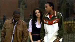 Animal 2 #3 - Vicellous Shannon as Darius, Deborah Valente as Kate, and KC Collins as James Jr