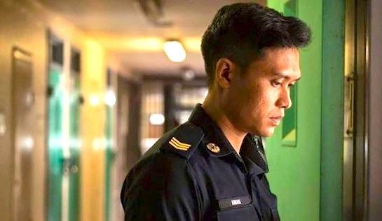 Apprentice - Firdaus Rahman as Aiman Yusof