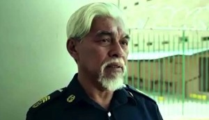Apprentice #2 - Wan Hanafi Su as Chief Officer Rahim