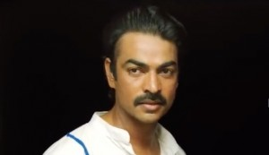 Asura #6 - Ravi Verma as Chandrasekhar (aka Charlie) in his darkened cell