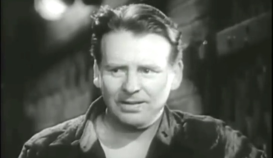 Back Door to Heaven - Wallace Ford as Frankie Rogers
