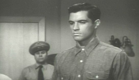 Behind the High WAll - John Gavin as Johnny Hutchins