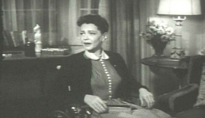 Behind the High Wall #4 - Sylvia Sidney as Warden's wife Hilda Carmichael