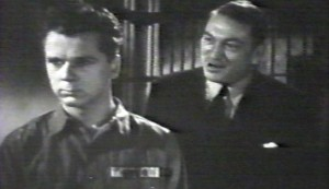 The Big Guy #2 - Jackie Cooper as Jimmy Hutchins and Victor McLaglen as Warden Bill Whitlock