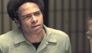 Black August #2 - Gary Dourdan as George jackson