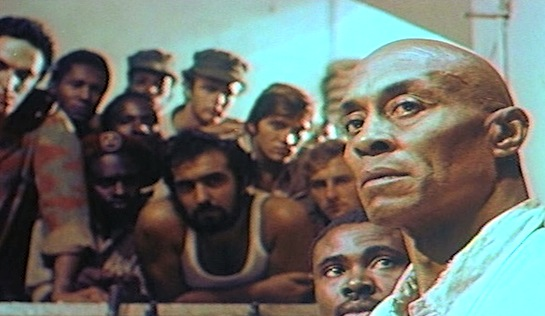 Black Jesus - Woody Strode as Maurice Lalubi