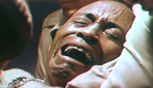 Black Jesus #4 - Woody Strode as Maurice Lalubi being gently persuaded