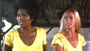 Black Mama, White Mama #3 - Pam Grier as Lee Daniels and Margaret Markov as Karen Brent