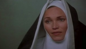 Bloodsport 4 - Lisa Stothard as Blaire in the guise of a visiting nun