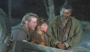 Born American #3 - Mike norris as Savoy Brown, Piita Vuosalmi as Nadja, and Thalmus Rasulala as 'The Admiral'