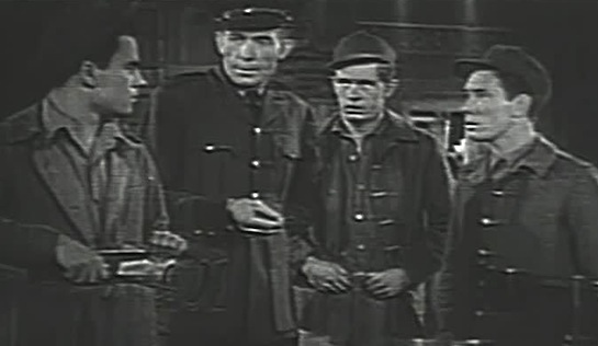 Boys' Reformatory - Frankie Darro as Tommy Ryan, a guard, Frank Coghlan Jr as Eddie O'Meara and David Durand as 'Knuckles' Malone
