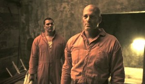 Brawl in Cell Block 99 #5 - Geno Segers as Roman and Vince Vaughn as Bradley Thomas
