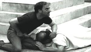 Caesar Must Die #3 - Salvatore Striano as Brutus.