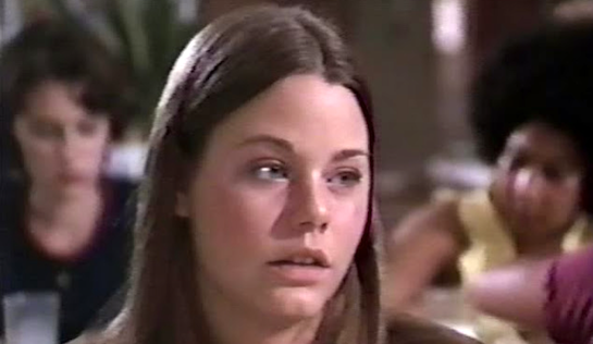 Cage Without a Key - Susan Dey as Valerie Smith