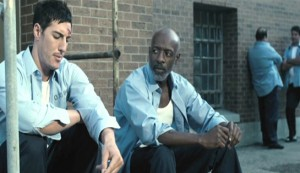 Cell 213 #3 - Eric Balfour as Michael Gray and Rothaford Gray as Jefferson