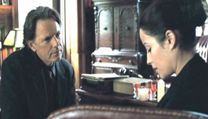 Cell 213 #3 - Bruce Greenwood as Superintendent Joseph Sands and Deborah Valente as Audrey Davis