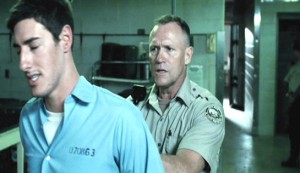 Cell 213 #2 - Eric Balfour as Michael Gray and Michael Rooker as Ray Clement