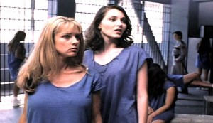 Cellblock Sisters: Banished Behind Bars #2 - Gail Harris as May Conner and Jamie Donahue as Flo Gardens