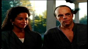 Chaundance #2 - Rae Dawn Chong as Ilene Curtis and Michael Ironside as JT Blake