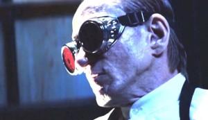 The Chair #4 - Bill Oberst Jr as Warden Josef Enruk / Thomas Sullivan