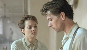 Chattahoochee #3 - Pamela Reed as Earlene and Gary Oldman as her brother, Emmet Foley