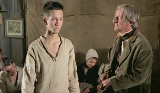 The Children's Rebellion - Loïc Even as The Thinker and Michel Aumont as Uncle