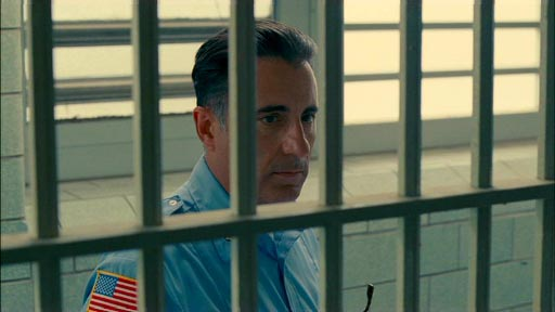 City island - Andy Garcia as Vince Rizzo
