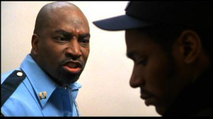 Civil Brand #3 - Clifton Powell as Capt Dease