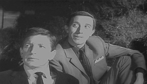 Clash by Night #2 - Terence Longdon as Martin Lord and Harry Fowler as Doug Roberts