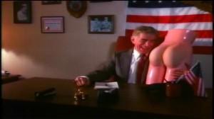 Club Fed #3 - Joseph Campanella as FBI Director Vince Hooligan