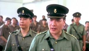 Chinese Midnight Express II #3 - Jimmy Lung Fong as the evil Piranha (aka Mr John)