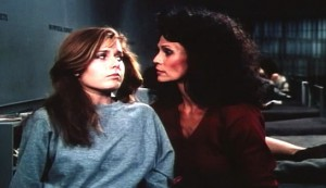 The Concrete Jungle #2 - Tracy Bregman as Elizabeth Demming and Barbara Luna as Cat