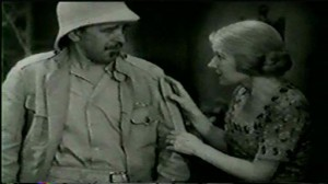 Condemned! #2 - Dudley Digges as Warden Jean Vidal and Ann Harding as his wife
