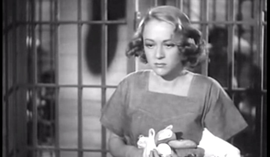 Condmened women - Sally Eilers as Linda Wilson