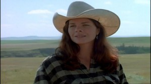 Convict Cowboy #3 - Marcia Gay Harden as vet Maggie Sinclair