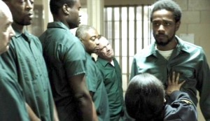 Crown Heights #2 - Lakeith Stanfield, at right, as Colin Warner