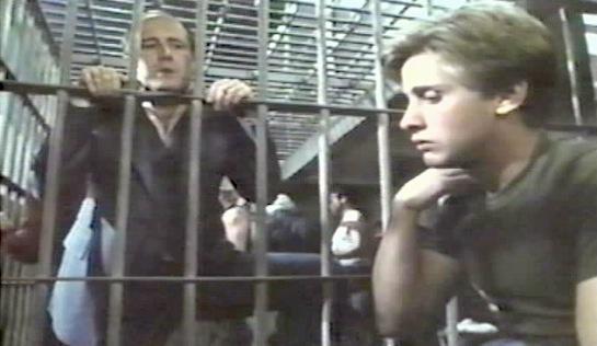 In the Custody of Strangers - Emilio Estevez as Danny Caldwell
