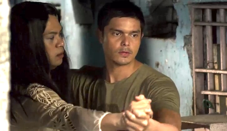 Dance of the Steel Bars - Joey Paras as Allona and Dingdong Dantes as Mando