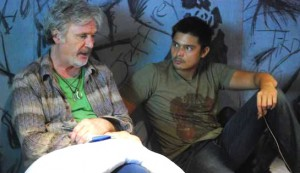 Dance of the Steel Bars #2 - Patrick Bergin as Franklin Parish and Dingdong Dantes as Mando
