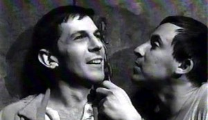 Deathwatch #3 - Leonard Nimoy as Jules Lefranc and Paul Mazursky as Maurice