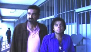 Dios te bendiga hijo mío Santa Marta Acatitla Penitenciaria  #2 - Eleazar Garcoia s teh sub-Director and Gibran Gonzalez as Motitas