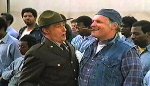 Doin' Time #2 - Ricard Mulligan as Warden Mongo Mitchell and John Vernon as Big Mac