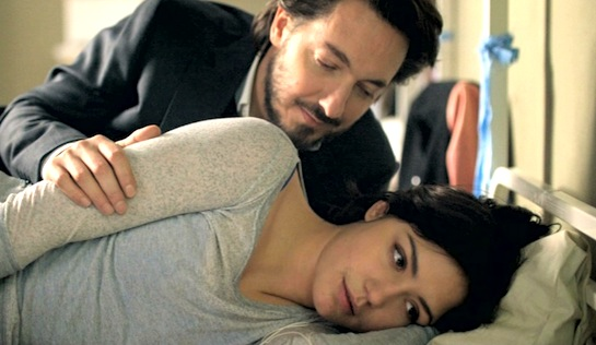 Down by Love - Guillaume Gallienne as Major Jean Firmino and Adèle Exarchopoulos as Anna Amari